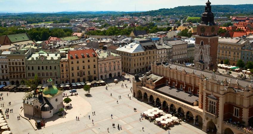 krakow rynek