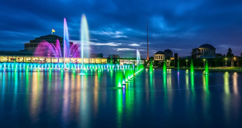 wroclaw fontanna