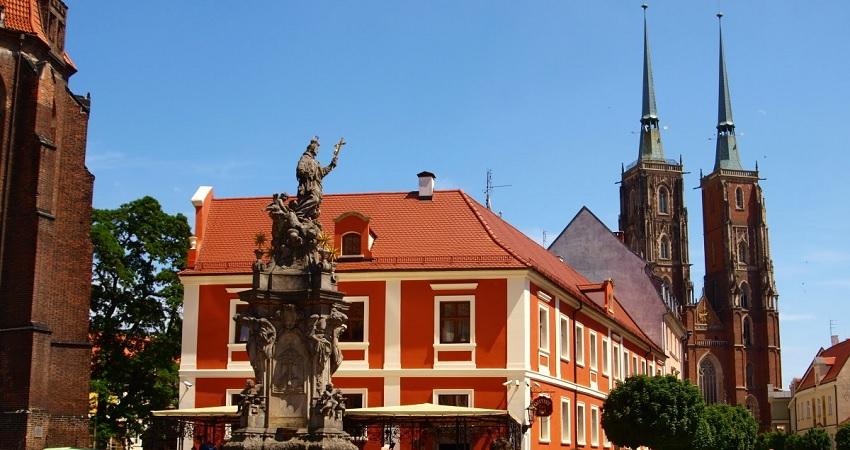 wroclaw katedra