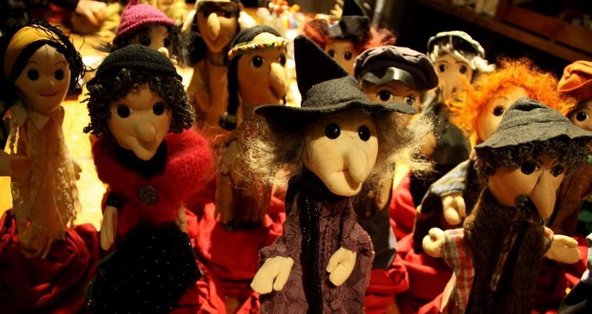 paz marionetki