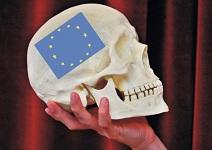 czaszka euro