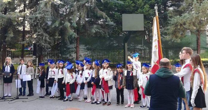 ślubowanie Pierwszaków W Polskiej Szkole Polonorama